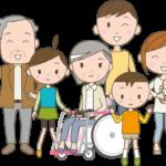 家族で介護