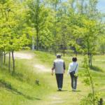 快適な歩行
